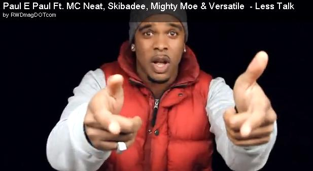 Versatile Features On Less Talk with MC Neat, Skibadee, Mighty Mo...